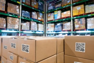 Warehouse Management System e-commerce